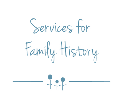 Services for Family History